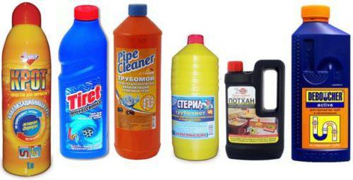 Боремся с засором канализации подручными средствами