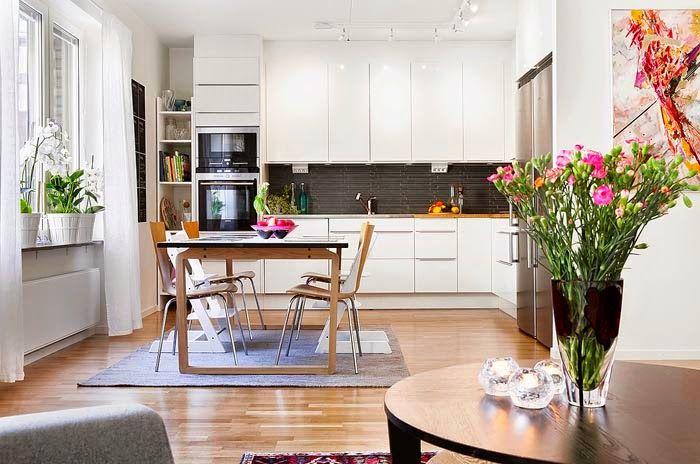 Интерьер кухни: многообразие идей для дизайна