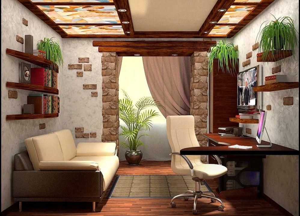 Обустройство кабинета в квартире: от идеи до реализации