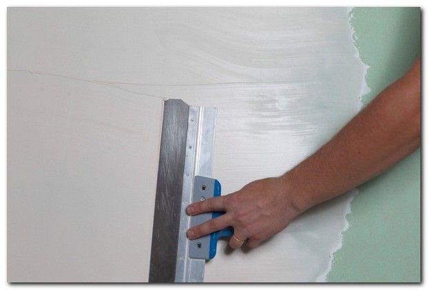 Основы ремонта: самостоятельная шпаклевка стен