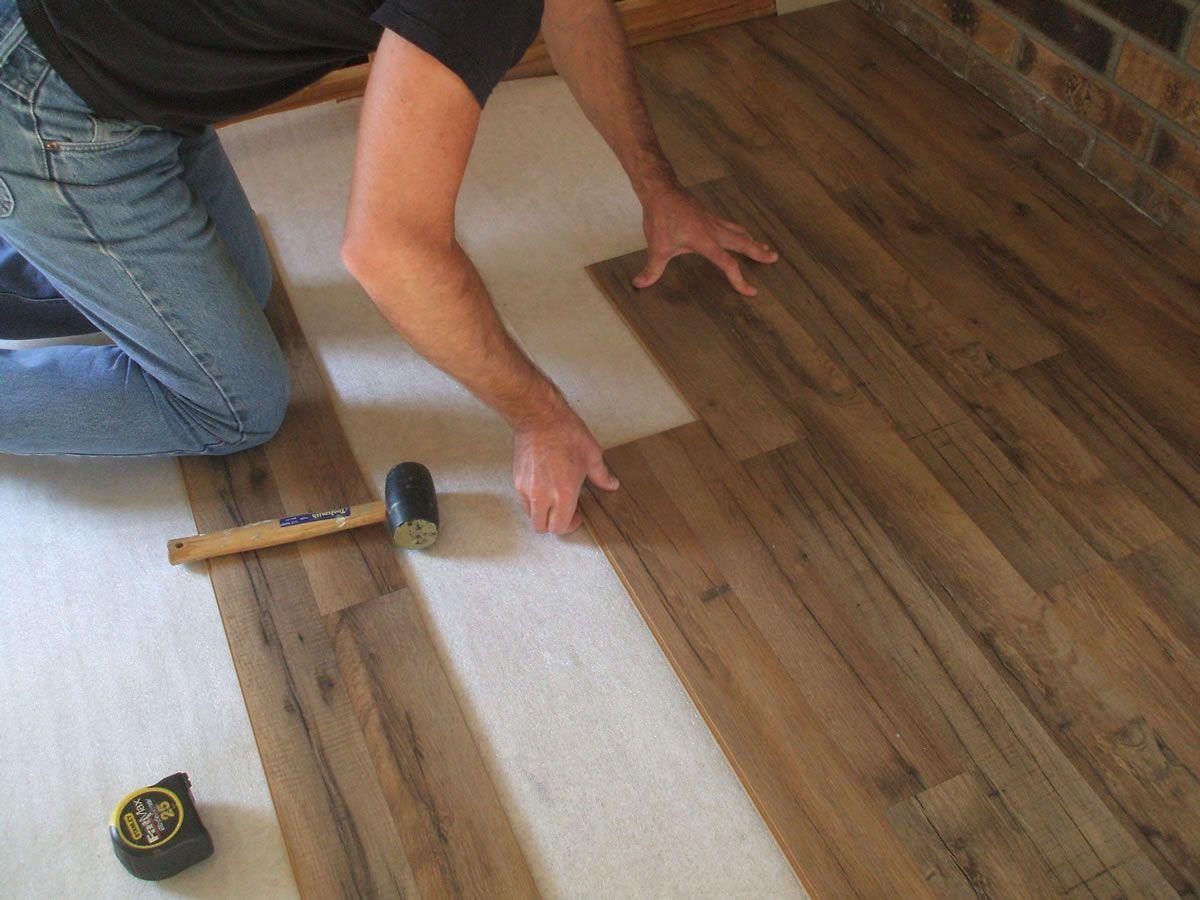 Советы по укладке ламината на бетон