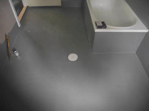 Как избежать потопа: гидроизоляция пола в ванной комнате