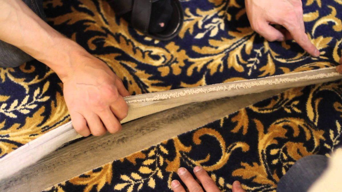 Как стелить ковролин: советы по укладке