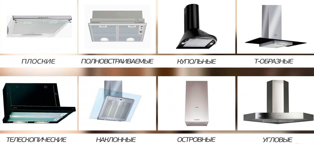 Как выбрать вытяжку для кухни: критерии