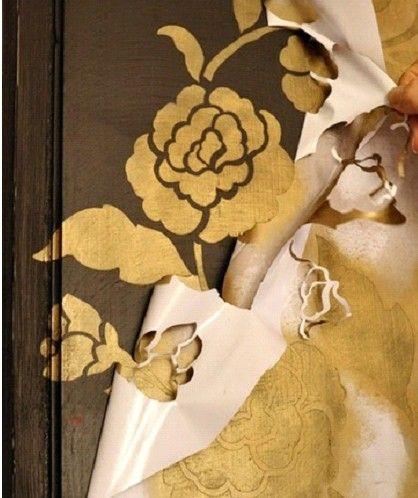 Как обновить старые межкомнатные двери своими руками