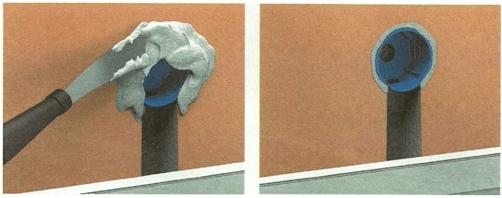 Как закрепить розетку в стене: лайфхаки для быта