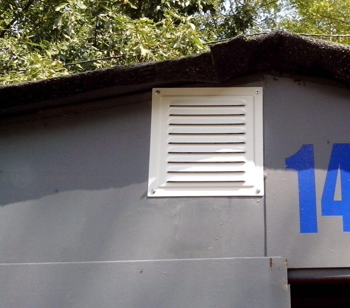Как сделать вентиляцию в гараже эффективной?