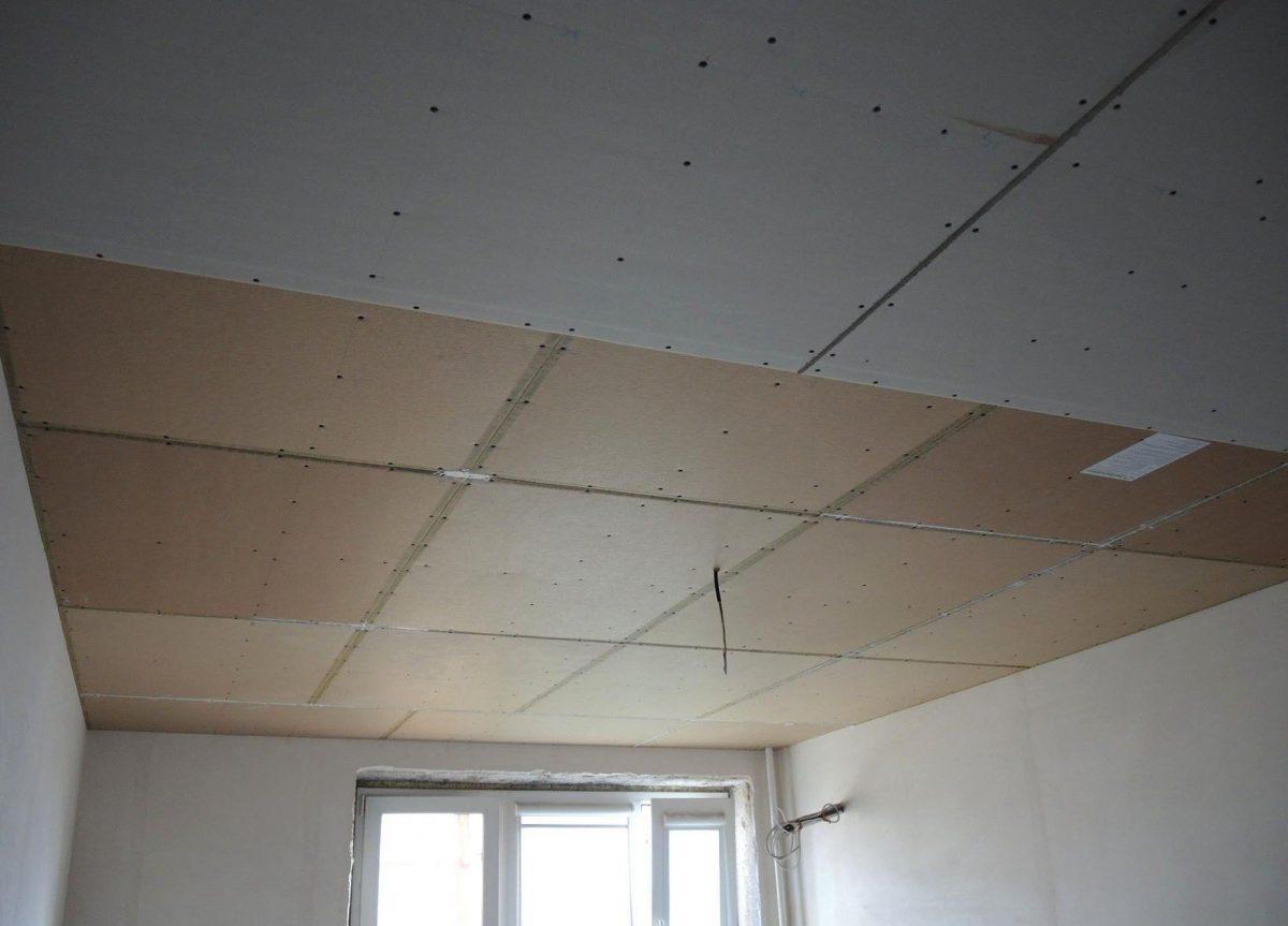 Звукоизоляция потолка в квартире: спим спокойно