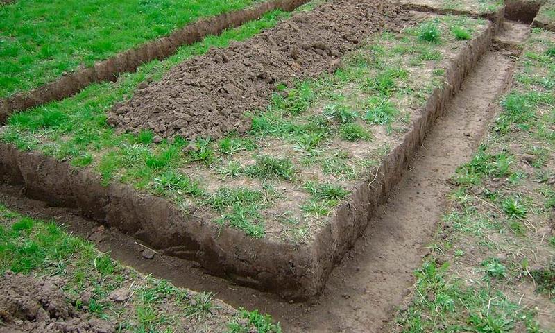 Как правильно заливать ленточный фундамент под дом?