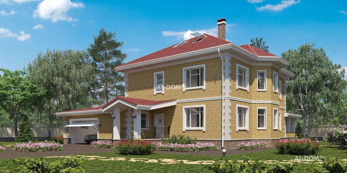Из какого материала дешевле строить дом с умом?