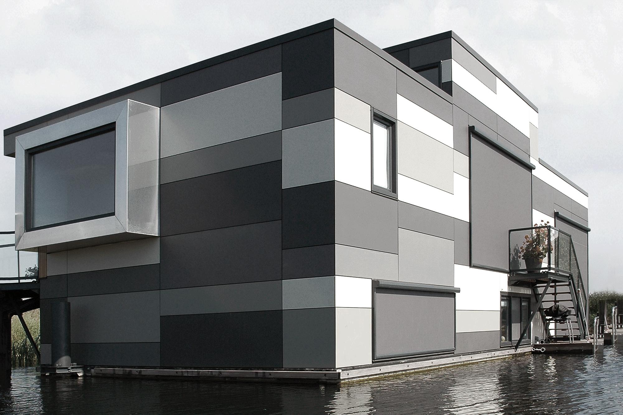 Варианты отделки фасада частного дома: их немало