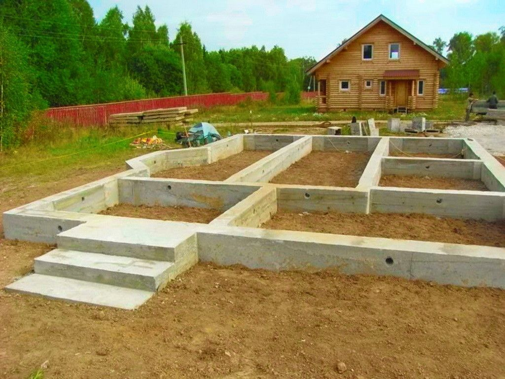 Как выбрать фундамент для дома: ищем совершенство
