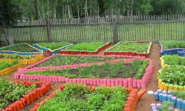 Самоделки для дачи и огорода своими руками: простор для деятельности