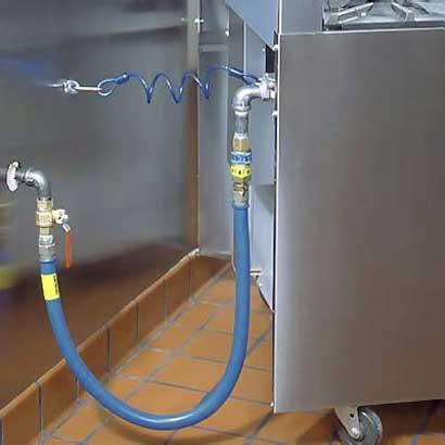 Газовые шланги для газовых плит: какой лучше все же предпочесть?