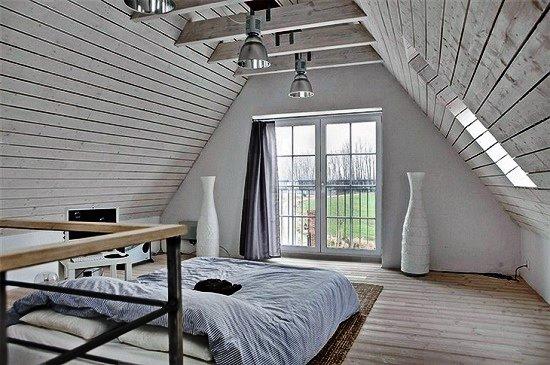 Скандинавский каркасный дом: строение суровых северных мужчин