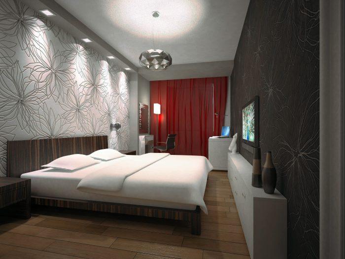 Как расположить светильники на потолке: схемы, вариации на тему
