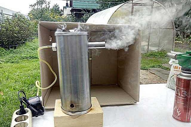 Дымогенератор своими руками: чертежи, виды, обучающее видео