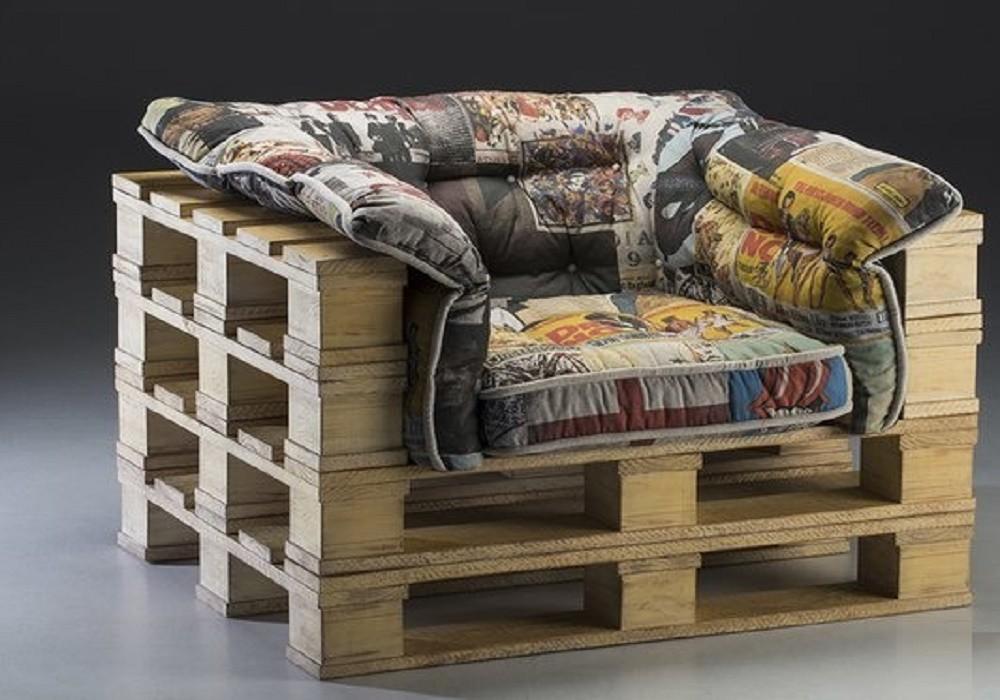 Удобное кресло своими руками: лишние траты — долой