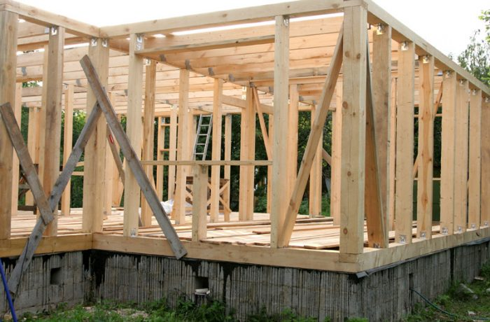 Строительство дома своими руками без опыта строительства
