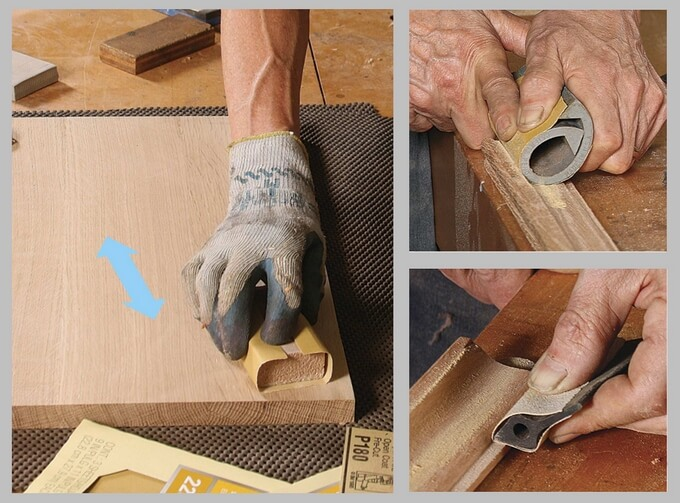 Чертеж табурета, этапы изготовления мебели: классика все же вечна
