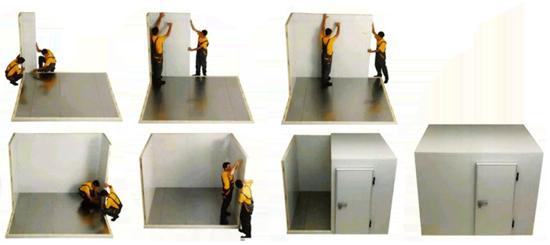 Холодильное оборудование своими руками