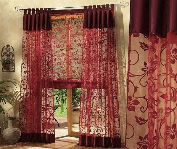 Как удлинить шторы: мы пойдем другим путем, более практичным