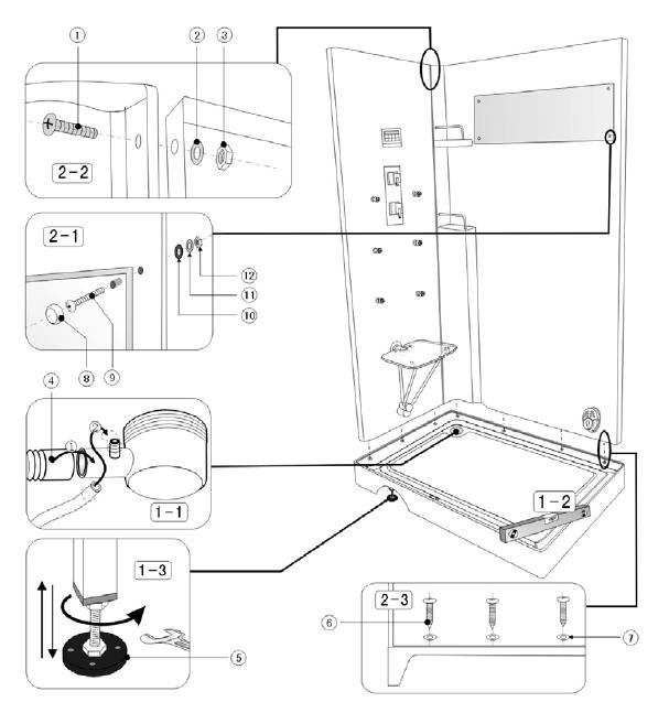 Как сделать душевую кабину: уютная альтернатива большой «лохани»