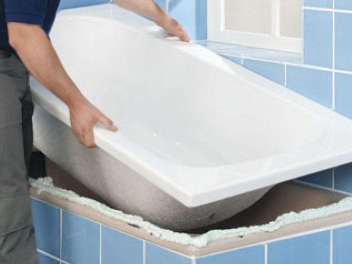 Как восстановить эмаль ванны: как правильно, как лучше, как дешевле