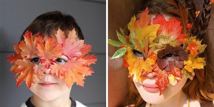 Осенние поделки из листьев: обзор несложных и возможных вариантов