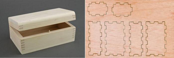 Как сделать шкатулку из дерева: два вида изделий, пошаговые инструкции