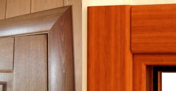 Что такое наличник двери: виды, материалы, самостоятельная установка
