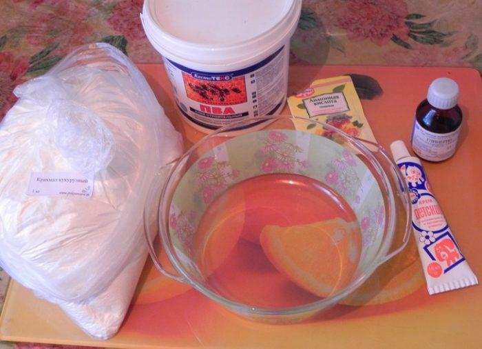 Холодный фарфор своими руками: простое «тесто» для уникальных творений