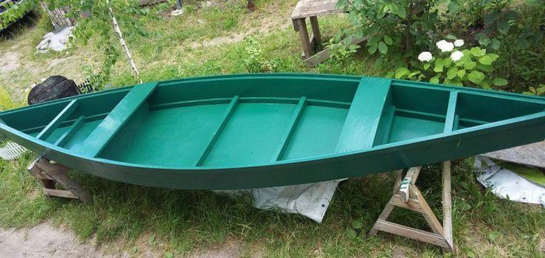 Лодка своими руками из фанеры: чертежи и нужный инструмент