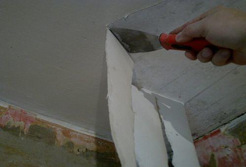 Покраска потолка водоэмульсионной краской: ее виды, технология, правила