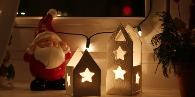 Новогодний подсвечник своими руками: на вкус и цвет верных соратников нет