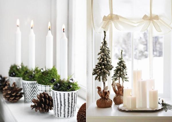 Как украсить окна на Новый год: хорошие способы есть, их даже трудно счесть