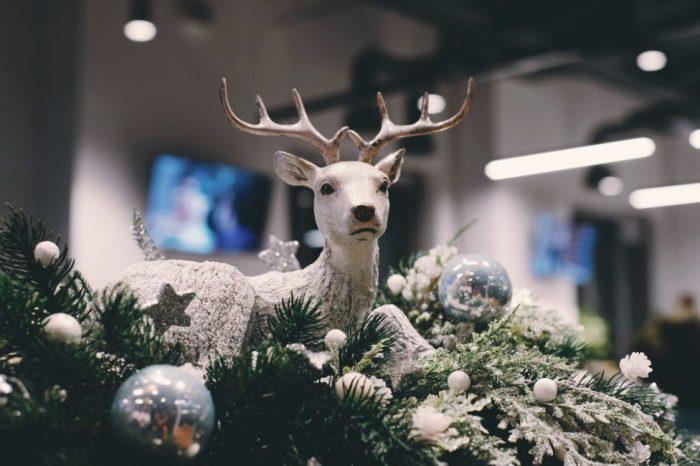 Как украсить кабинет к Новому году: правила, особенности, полезные советы