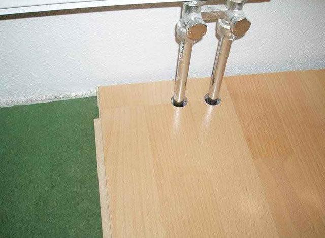 Варианты укладки ламината: вопрос решает комната и хозяин барин