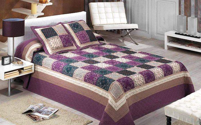 Лоскутное одеяло своими руками: материалы и последовательность работ
