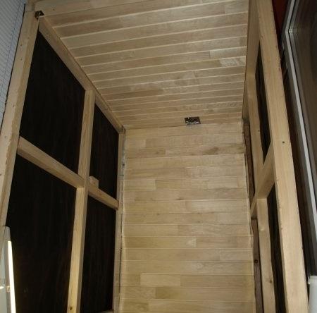 Сауна на балконе своими руками: глупая авантюра или реальное удобство?