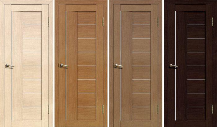 Что такое экошпон: достойные кандидаты для межкомнатных дверей