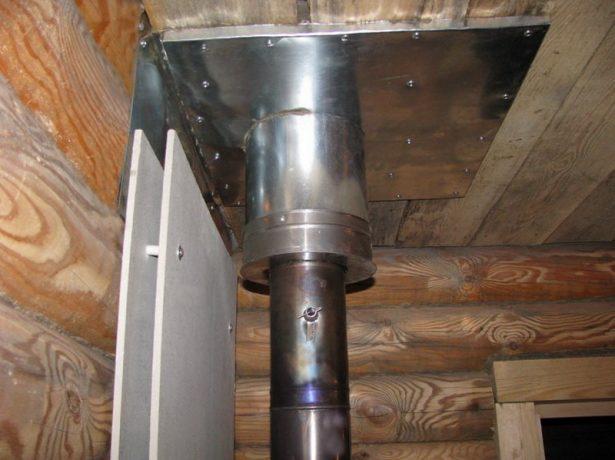 Монтаж дымохода из нержавеющей стали: виды модулей, особенности работы