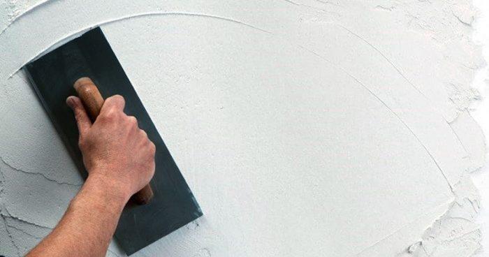 Качественная подготовка стен к шпаклевке и правильное ее нанесение