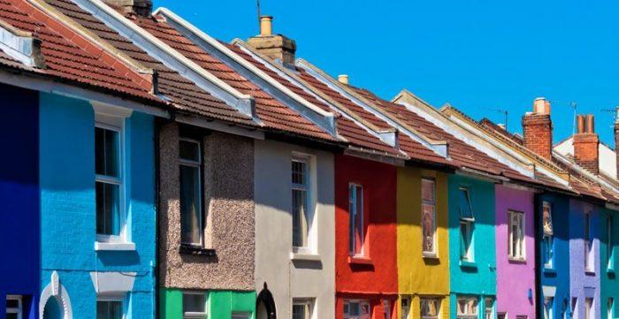 Виды фасадных штукатурок: характеристики, лидеры и секреты отделки