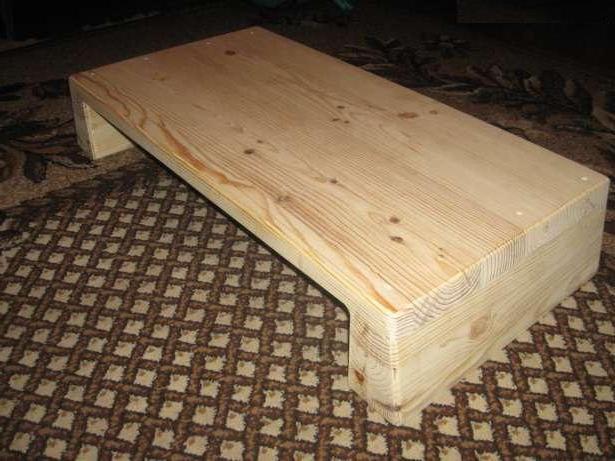 Степ платформа своими руками: как сделать для дома надежный снаряд?