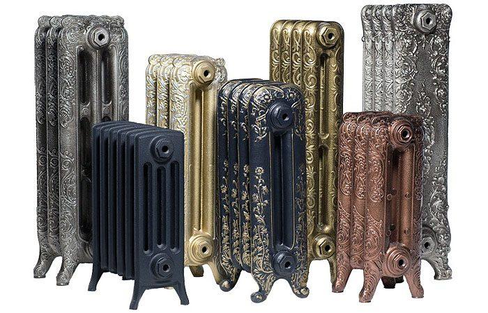 1 секция радиатора: на сколько квадратов, кубометров хватает тепла