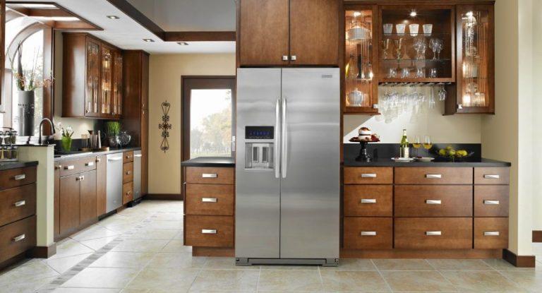 Размеры холодильников стандартные и нестандартные модели