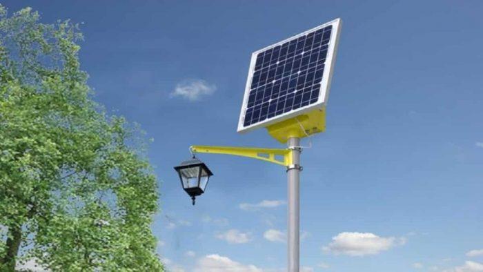 Автономное уличное освещение: бесплатный свет — отличная экономия