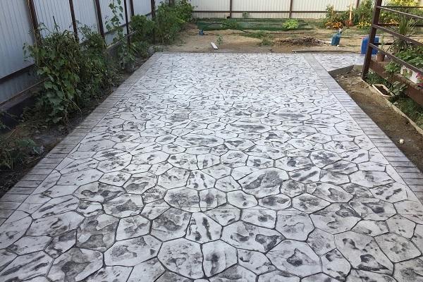 Архитектурный бетон своими руками: плюсы, минусы, компоненты и пропорции