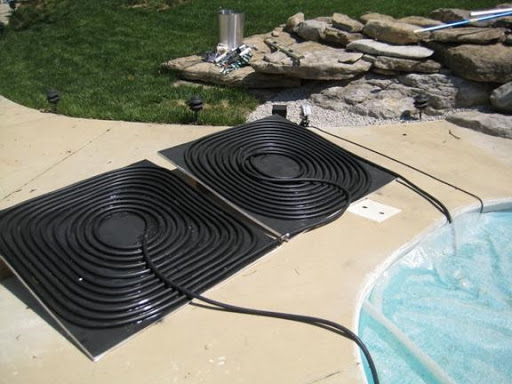 Подогрев бассейна солнечными батареями: принцип работы и их виды